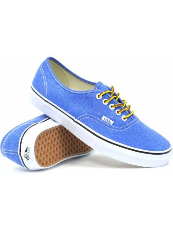 VANS férfi és női kék utcai cipők