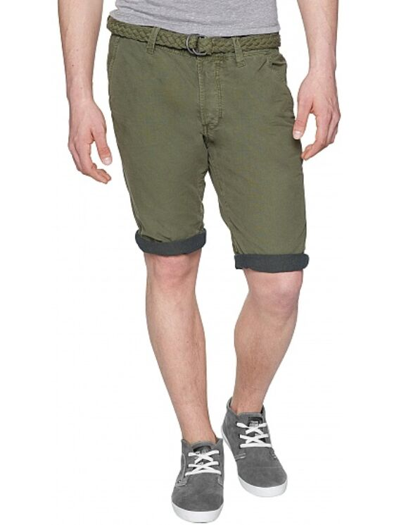 Tom Tailor Férfi zöld rövidnadrágok