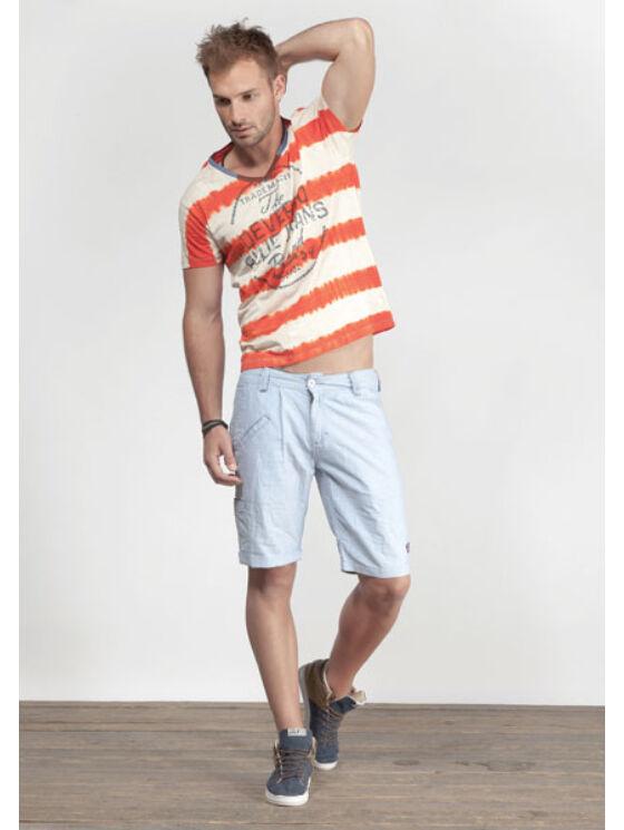 Devergo Férfi narancssárga pólók