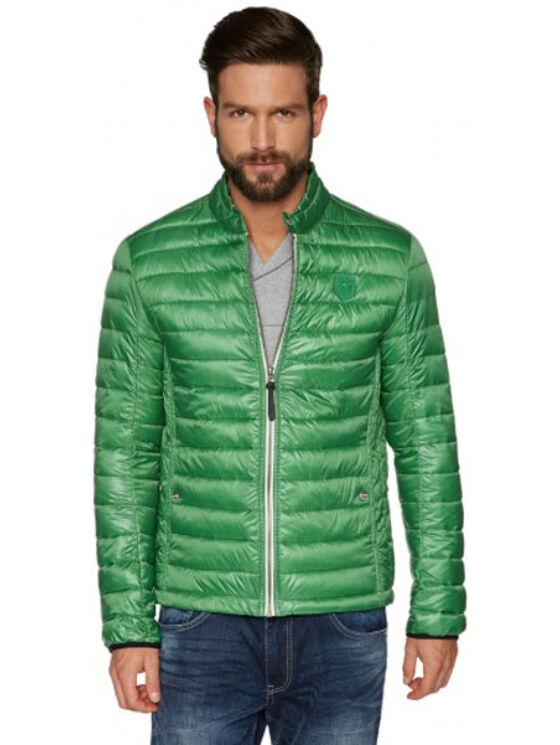 Tom Tailor Férfi zöld átmeneti kabátok