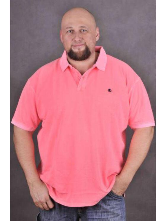 Kitaro Férfi rózsaszín pólók