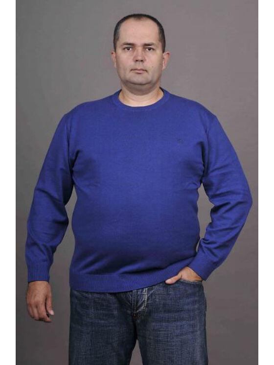 Kitaro Férfi kék pulóverek