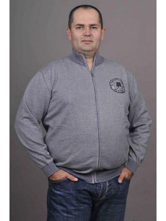 Kitaro Férfi szürke pulóverek