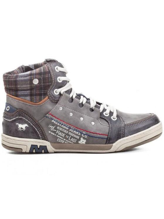Mustang Férfi barna utcai cipők