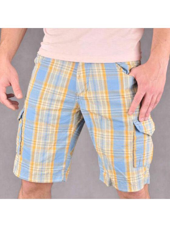 No Excess Férfi kék rövidnadrágok