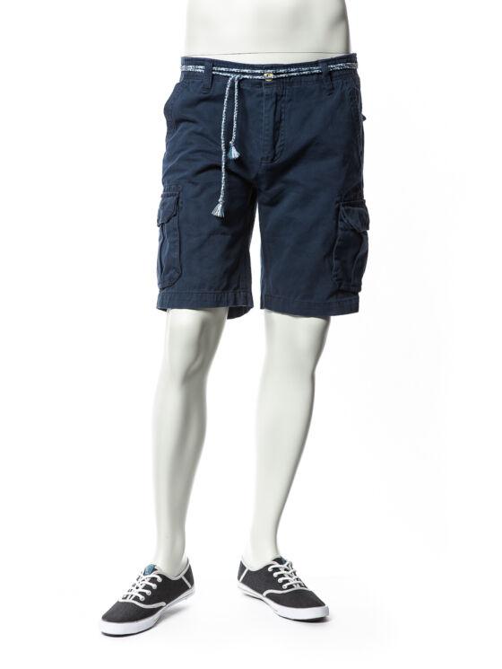 Devergo Férfi sötétkék rövidnadrágok