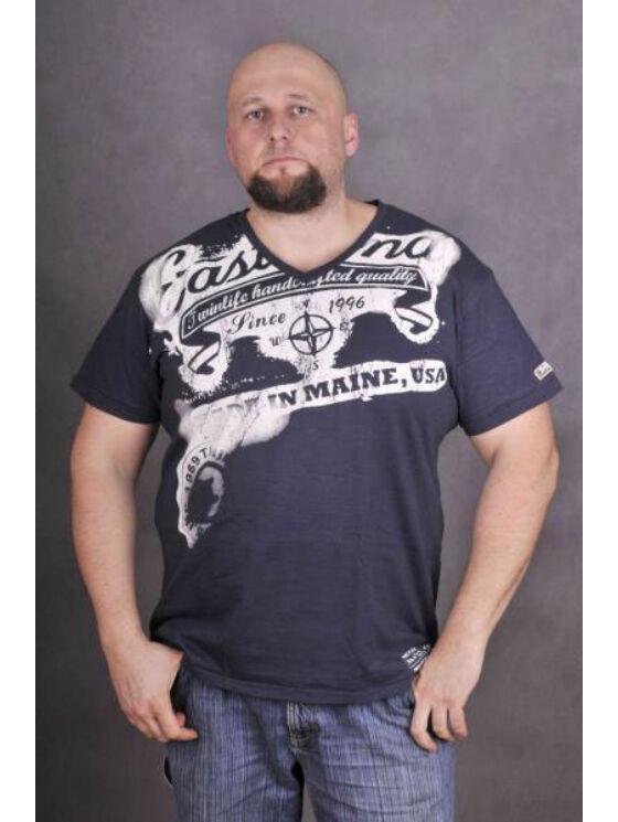 TwinLife Férfi fekete pólók
