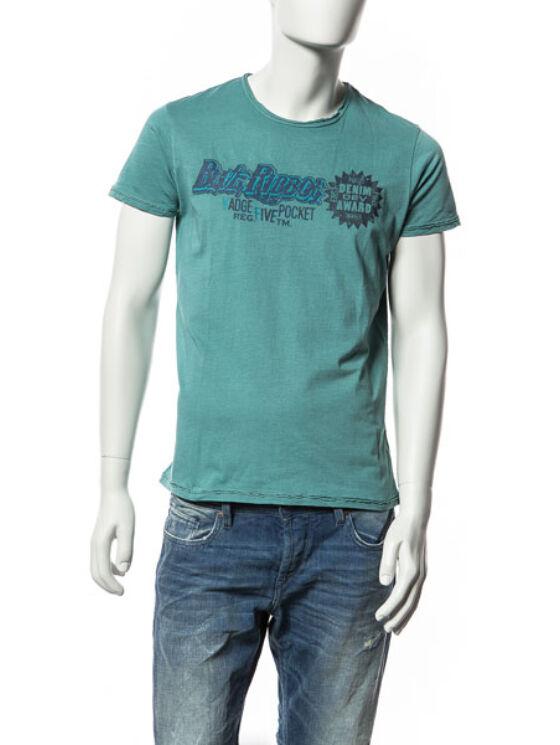 Devergo Férfi zöld pólók