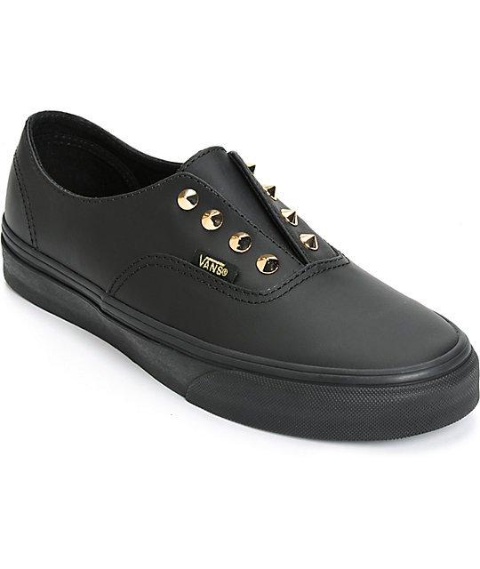 Vans vn 0 zski3p authentic gore szegecses bőrcipő